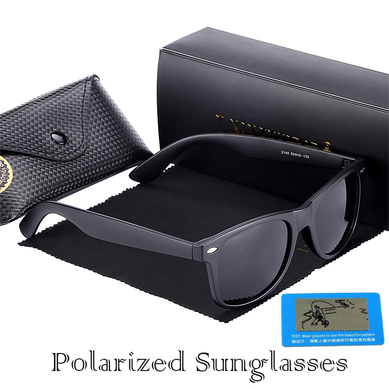 Hot Imited Special 7 Colors Men Polarized font b Sunglasses b font 2140 Male Women Aviation