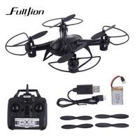 Fulljion Fernbedienung Spielzeug RC Hubschrauber Selfie Mini Drone Quadrocopter Radio Eders One Key Rückkehr 360 Grad Mini Usb-ladegerät