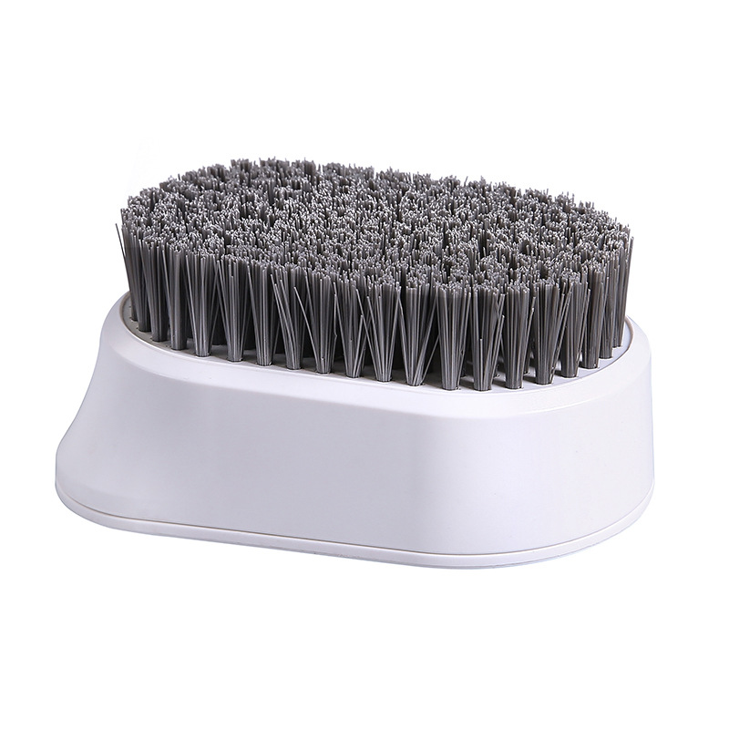 1PC Multi functional Durable Laundry Brush Cleaning Tools Soft Hair Bathroom Household Hand Held Washing Clothes Cleaning Brush in Cleaning Brushes from Home Garden