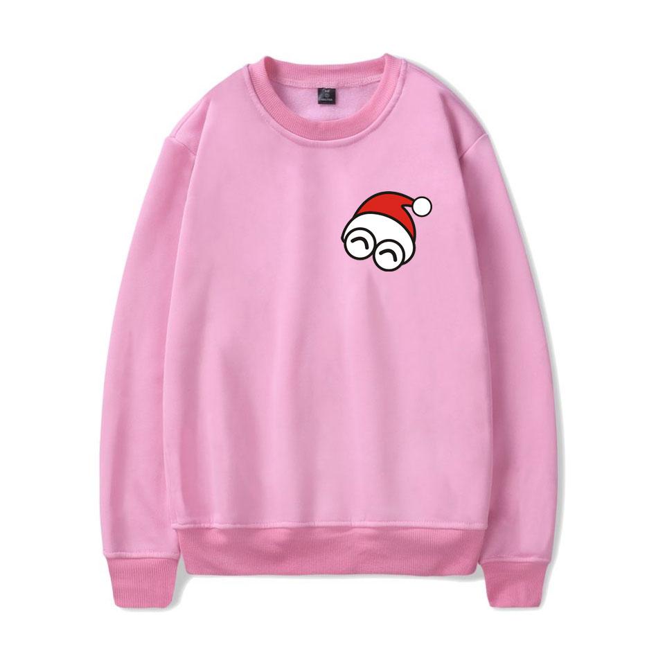 LUCKYFRIDAYF Fashion Christmas print Warm ing Women Men Hoodies Sweatshirts Women Men Hoodies clothes Plus Size 4XL in Hoodies amp Sweatshirts from Women 39 s Clothing