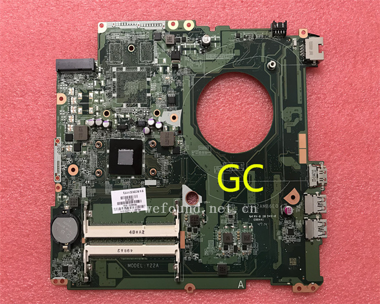 laptop Motherboard For 15-W DAY22AMB6E0 763423-501 763423-001 system mainboard Fully Tested laptop motherboard for dv7 7000 711509 001 711509 501 712183 501 system mainboard fully tested