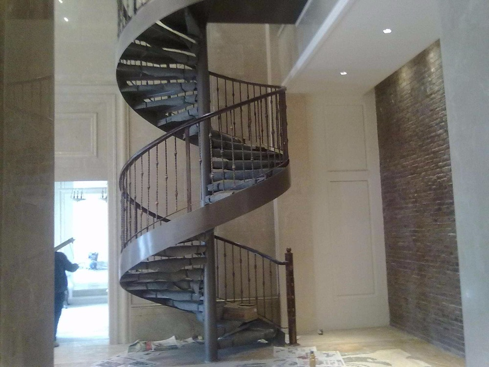 US $3000 0 |spiral staircase cost remodel stair railing metal stair rods-in  Window Security Bars from Home Improvement on Aliexpress com | Alibaba