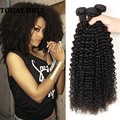 Affordable Virgin Hair Kinky Curly 3 pcs Noble Gold Hair Extensions Virgin Weave Curly Annabelle Hair Peruvian Virgin Hair