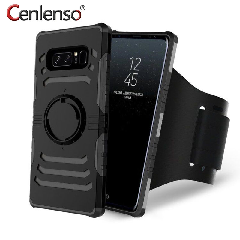 For Samsung Galaxy Note 8 Case, Cenlenso Anti knock Case