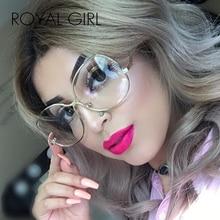 Glasses Alloy Bule Glasses