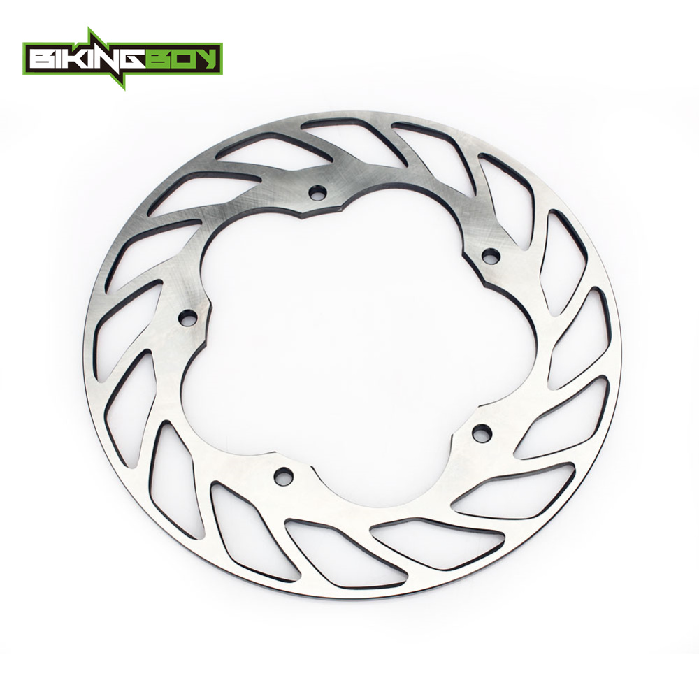 Stainless 1 New Rear Brake Disc Rotor for BMW S1000RR S 1000 RR S 1000RR 2009 2010 2011 2012 2013 2014 09 10 11 12 13 14 new wave rear brake disc rotor for ktm duke 125 2011 2012 2013 2014 duke200 2012 2014 duke390 13 14