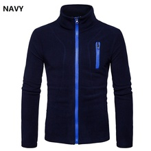 ZOGAA 2019Hot Sale New Arrival Mens Fashion Cultivation Hoodie Warm Breathable Cardigan Casual Cotton Sports Zipper Sweatshirts