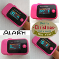 CE ISO Approved OLED Display Fingertip Pulse Oximeter Blood Oxygen SpO2 saturation oximetro monitor oxymetre pulso metros
