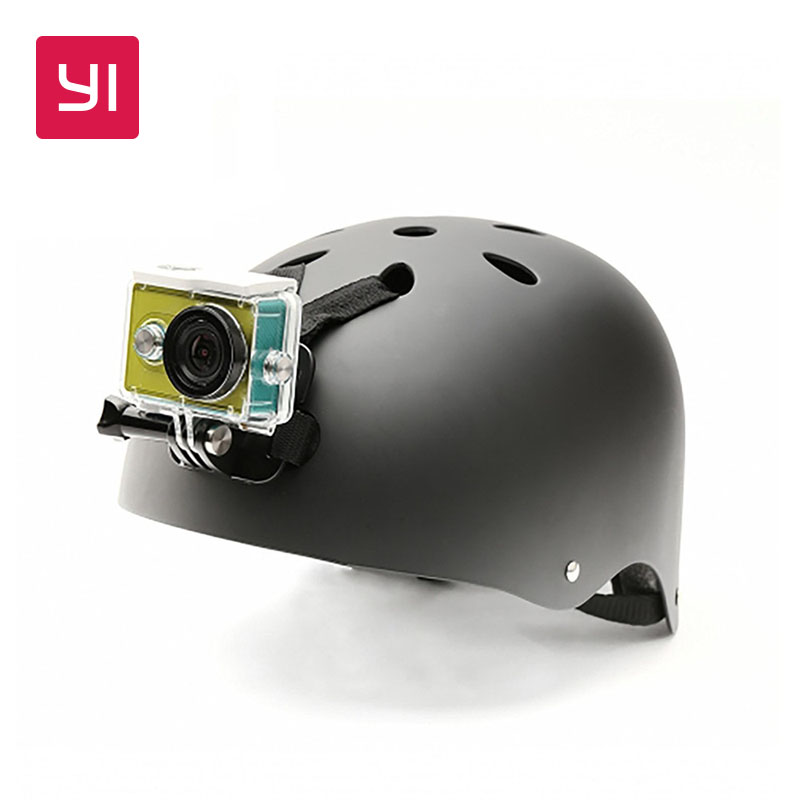 YI Mount κράνος για YI δράση κάμερα Mini - Κάμερα και φωτογραφία - Φωτογραφία 1
