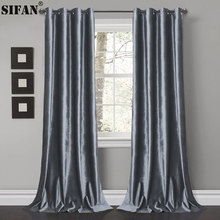 Velvet Curtains for Living Room Bedroom Curtains(China)