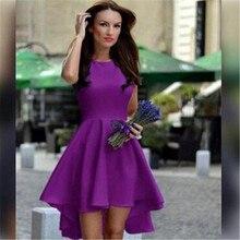 Yaz elbiseler bayanlar için 2016 yeni yıl moda hanım elbise giyim kolsuz O-Boyun elbise güz hanım Giyim