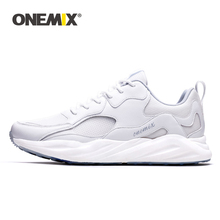 ONEMIX Men Sneakers Retro Running Shoes 2019 Lightweight Breathable Couple Casual Dad Tennis Footwear For Outdoor Jogging