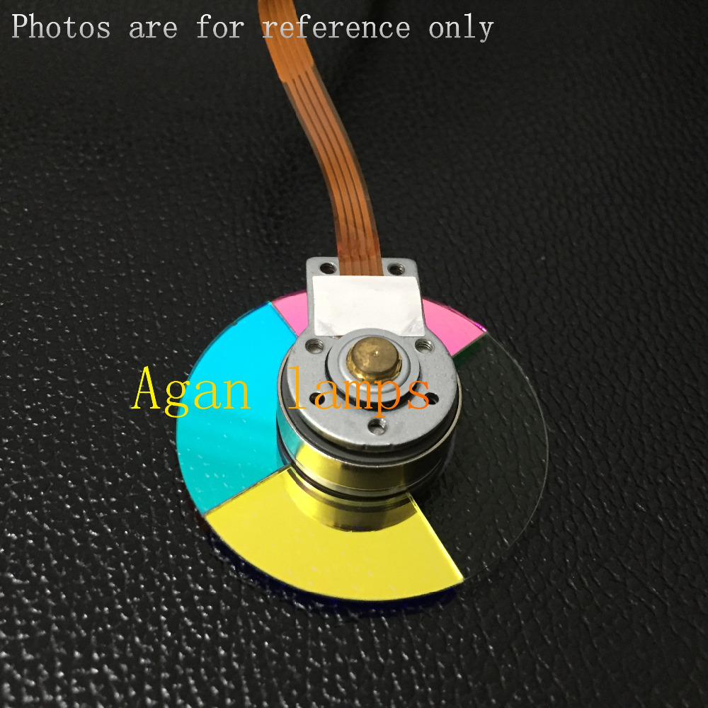 100% NEW Original Projector Color Wheel for Benq EP770 wheel color 100% new original projector color wheel for benq w710st wheel color