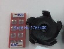 New MT3 M12 FMB22  holder+ SE-KM12-45 degree  face mill cutter  KM12 50-22-4T + 10pcs SEKT1204  steel  carbide inserts new mt3 m12 400r63 22 face end mill 10pcs mitsubishi carbide insert cnc mill