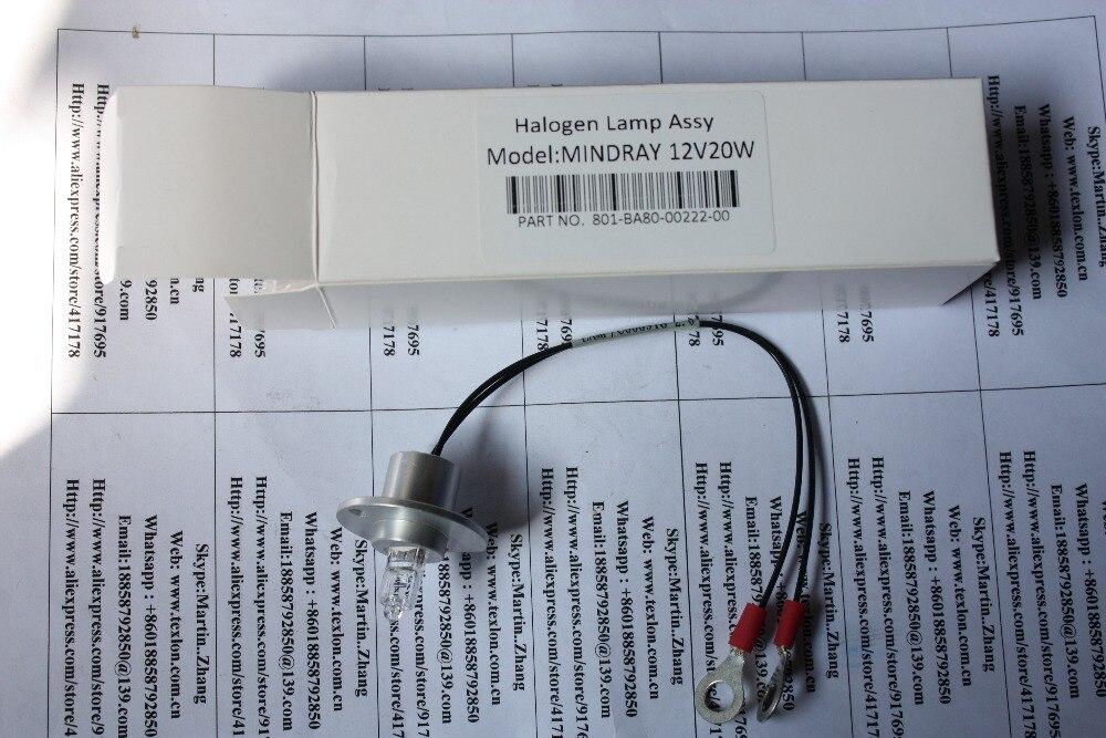 Computer Cables & Connectors 1pcs New Njk10178 For Yue Hua Ys-2000 Mindray Ba88 Ba-88 Ba90 Ba-90 Lamp 12v20w