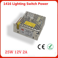 Manufacturers Selling Output 25W 12V Switch Power S 25W 12v 2A LED Drive Power Instrumentation DC