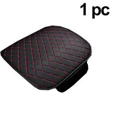 Akcesoria samochodowe siedzenia Pokrowce PU skórzana Seat okładka Automobiles Universal Auto wnętrze Poduszka cztery sezon Protect zestaw krzesło mat tanie tanio Pokrowce na siedzenia obsługuje Cztery pory roku Marynarka 0 cali w 50cm Pokrowiec na fotel z czterema sezonami Sztuczna skóra