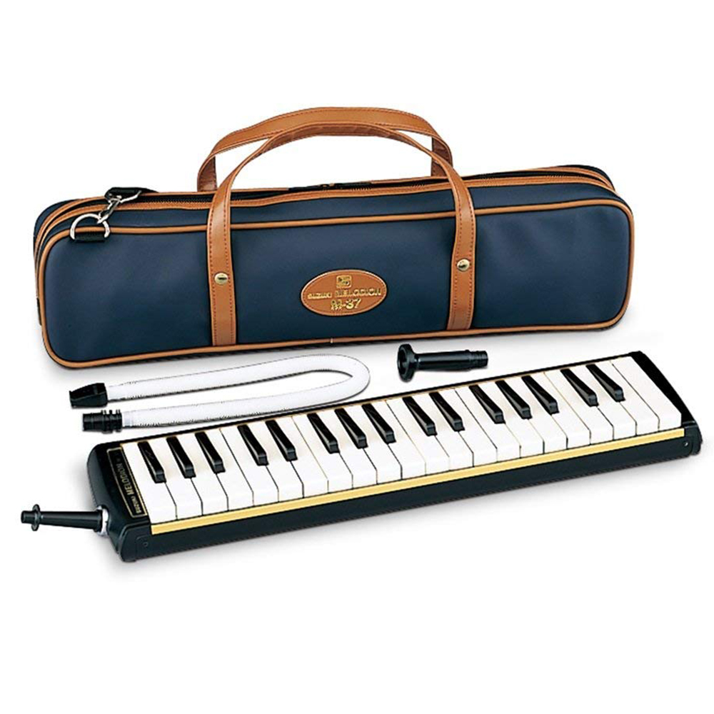 Suzuki M-37C Melodica 37 Key Alto C Melodion Quality Japan Keyboard Musical Instruments Pianica Choice For Education Departments