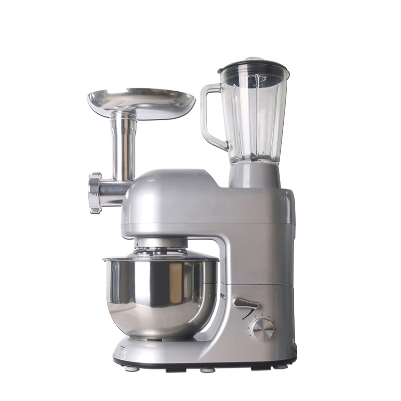ITOP 12 Functions 3 In 1 Food Processor Mixer Blender Sausage Stuffer Meat Egg Dough Mixer Meat Grinder Fruit Juicer With Jar