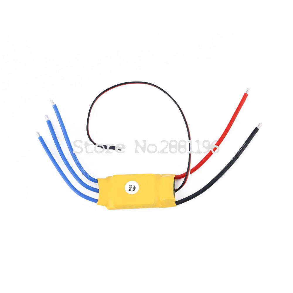 XXD <font><b>30A</b></font> 20A 10A <font><b>ESC</b></font> <font><b>Brushless</b></font> <font><b>Motor</b></font> <font><b>Speed</b></font> <font><b>Controller</b></font> <font><b>RC</b></font> <font><b>BEC</b></font> <font><b>ESC</b></font> T-rex 450 V2 Helicopter Boat image