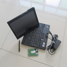 for bmw icom a2 a3 next new software expert mode (ista d 4.05 ista p:3.61) 500gb hdd with laptop for lenovo thinkpad x200t