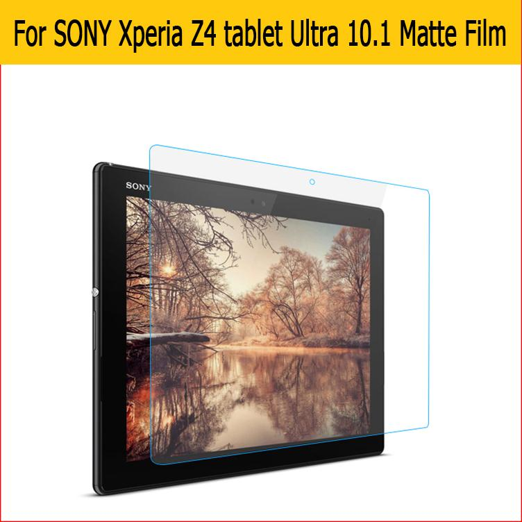 Anti-Glare Screen Protector Matte Film For Sony Xperia Z4 Tablet Ultra 10.1