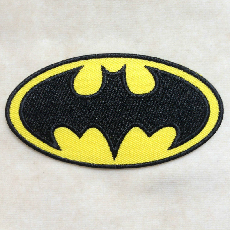 Aliexpress buy pcs super hero batman s bat iron