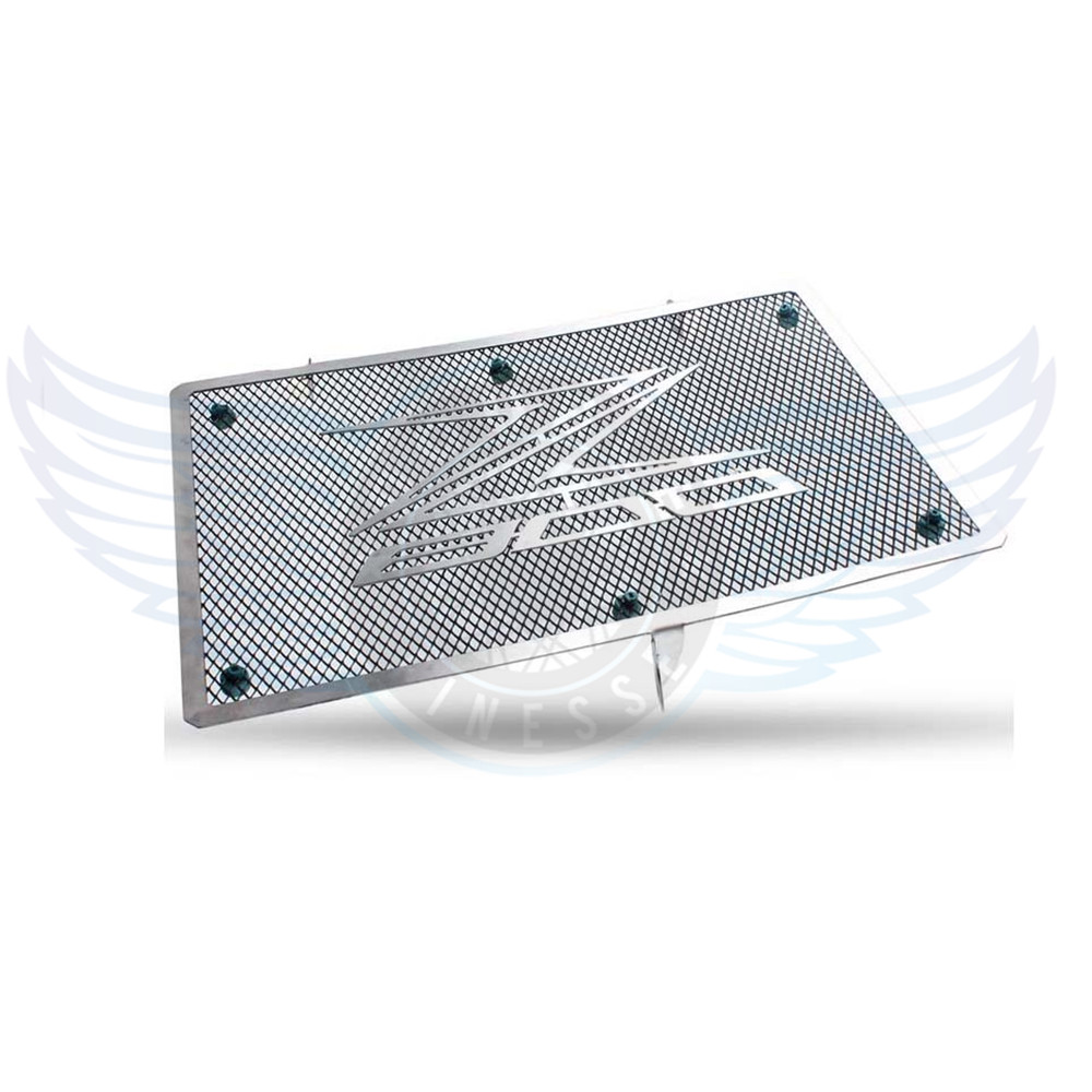 ФОТО new style motorcycle Accessories stainless steel radiator cover protector grille guard protector For Kawasaki Z800 2012-2013