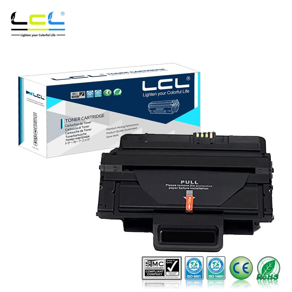 Bilgisayar ve Ofis'ten Toner Kartuşları'de LCL MLT D209L MLT D209S MLT D2092L MLT D2092S (1 Pack Siyah) toner Kartuşu için Uyumlu Samsung SCX 4824/4825/4826/4828/ title=