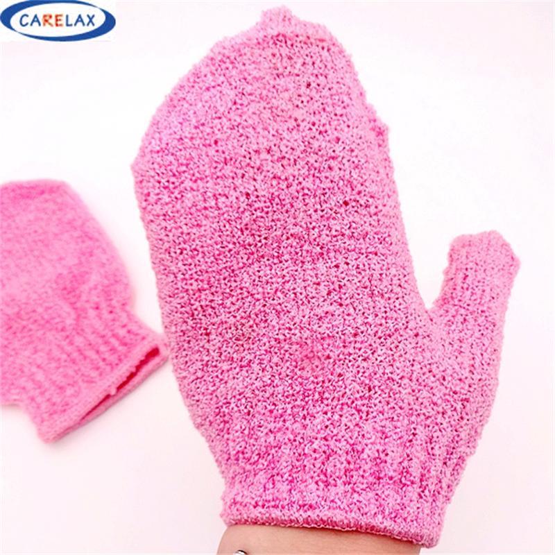 guanti sapone accessori da bagno sisal fibra bagno guanto scrub corpo multicolor wisp il bagno siasl
