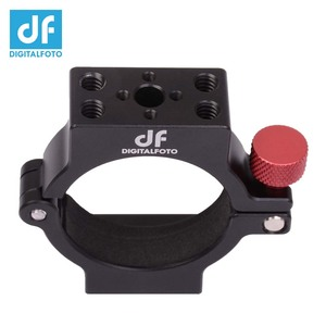 Image 4 - Anel de extensão adaptador digital df, clipe de anel de formiga com sapato frio para zhiyun, suave, 4 cardan, microfone de montagem/luz led/monitor