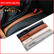 BERSAI PU Leather Car seat leakproof cushions car styling For bmw e46 ford focus 2 Volkswagen Toyota kia rio honda accessories