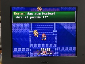 Image 3 - 16Bit Spiele ** SEIKEN DENSETSU 3 Geheimnis von Mana 2 (Deutsch PAL Version!! Deutsch Sprache!!)