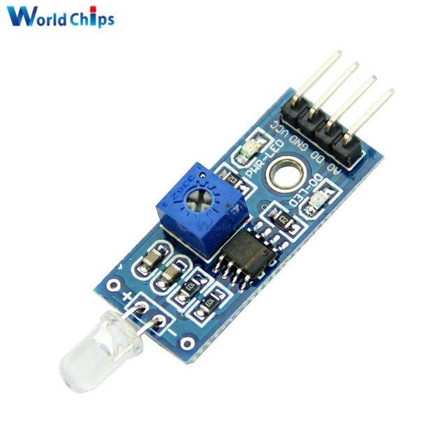 Delightful LM393 Light Sensor Module 3.3V 5V Input Sensor For Arduino Raspberry Pi  Digital Switching Home Design Ideas