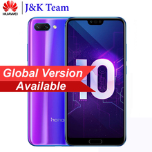 Honor 10 Global Version 4GB 128GB SmartPhone NFC Mobile