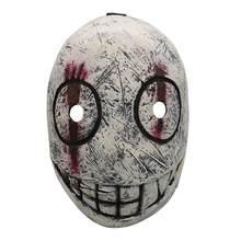Máscara de látex muerto a la luz del día para Cosplay, Cosplay de Halloween, colección de Fans, accesorios de disfraces