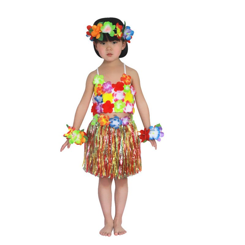 Galerry kid hawaiian dresses