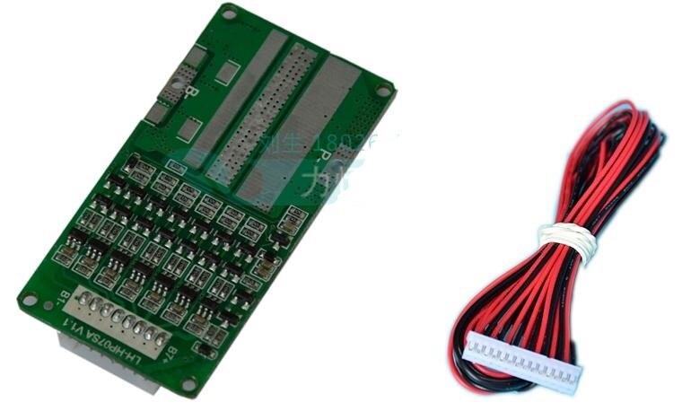 4s 15a Lifepo4 14 6v 26650 18650 Bms Pcm 4s Battery