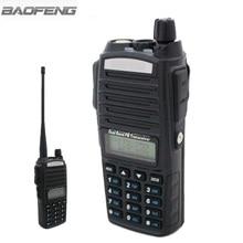 Baofeng UV-82 двухстороннее Радио 5 Вт или 8 Вт Dual Band 137-174/400-520 мГц Хэм любительского Портативная рация UV82 для Охота трекер