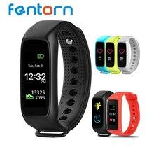 Fentorn L30t Smart Bluetooth Пульсометр полноцветный tft-lcd экран smartband для ios android os пк mi band 2
