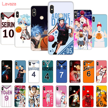 Lavaza Anime Kuroko no Basket Hard Phone Cover for Huawei Mate 10 20 P10 P20 P30 Lite Pro P smart 2019 Case