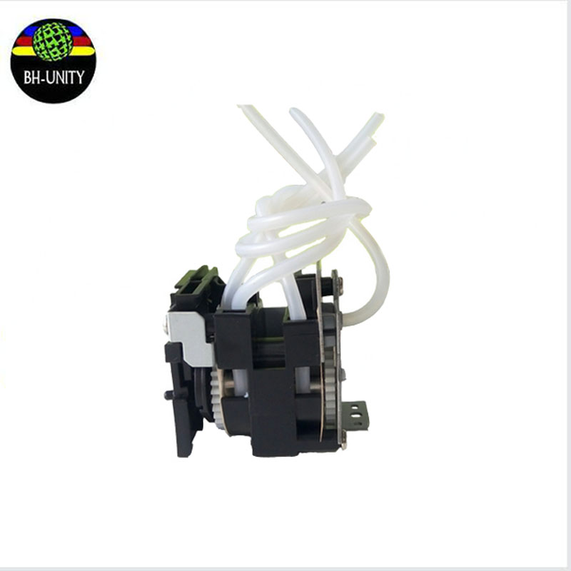 все цены на  Best quality!! Large format printer mutoh 1638 1604E 1624 1204 outdoor printer solvent original ink pump assembly for sale  онлайн
