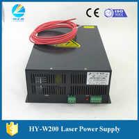 200w Co2 Laser Tube Power Supply HY-W200 for 200w laser cutting machine