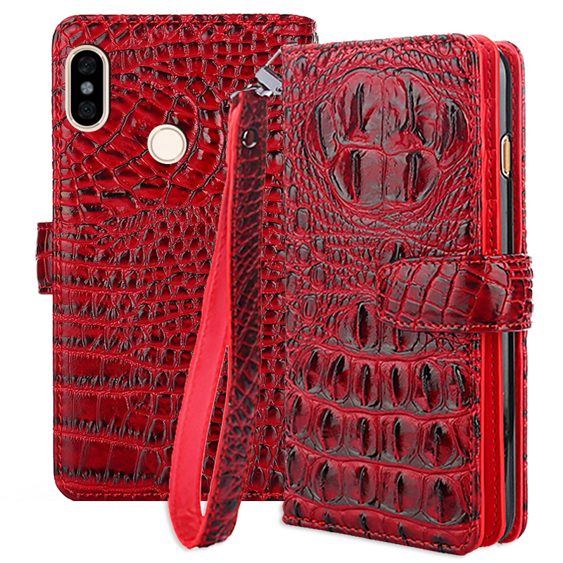 finest selection 9c612 b8a31 For xiaomi redmi note 5 case global version flip cover 5.99