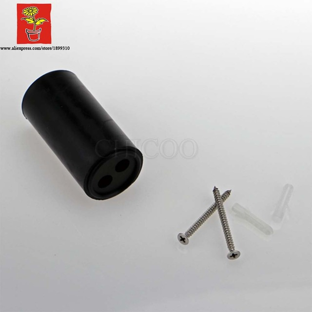 Lengthen Rubber Door Stopper, Black Colour Wall Door Stops,doorstop