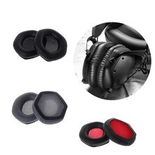 2Pcs Ear Pads Foam Memory Earbud Earphone Sponge Cushion Replacement for V-MODA Crossfade M-100 Headphones arash arash crossfade