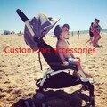 Yoyo vovo yoya belecoo roda carrinho de bebê acessórios, capa de chuva, chuvas, artigos, placas, encaixes do corrimão