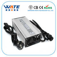 54.6 ボルト 5a バッテリー充電器バイク 48 ボルトリチウム 48 ボルトリチウムイオン 54.6 ボルト 5A スマートための知的 10Ah 15Ah 48 ボルト 20ah バッテリー充電器 13 s