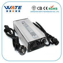54.6v 5a battery charger bike 48v Lithium 48 volt li-ion 54.6v 5A smart intelligent For 10Ah 15Ah 48v 20ah battery charger 13s(China)