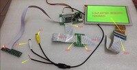 Universal VGA 2AV 60PIN TTL Controller Board Module Monitor Kit for Raspberry PI LCD HSD062IDW1 Panel freeship